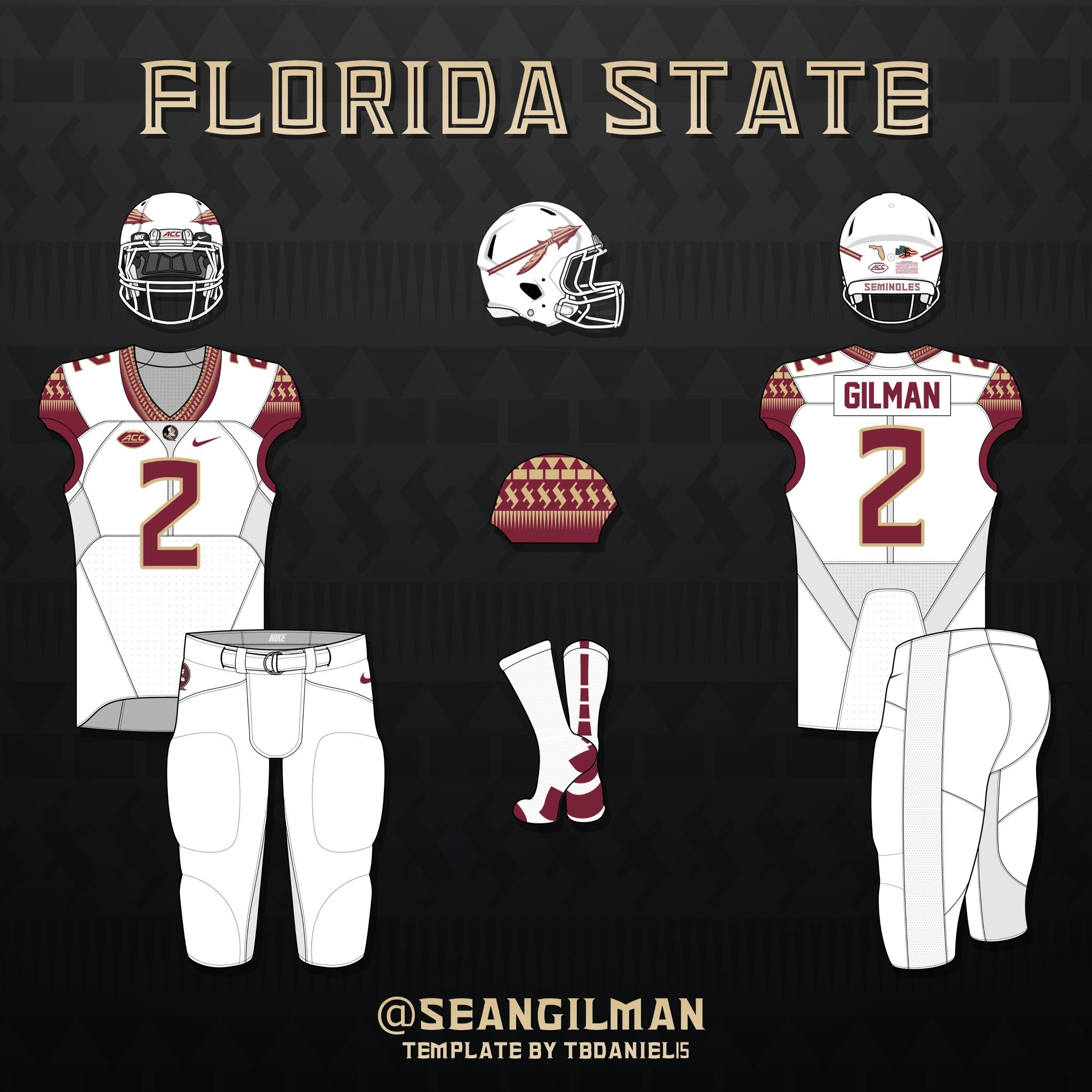 new style 16805 72a99 Florida State's Uniform Future - NoleGameday
