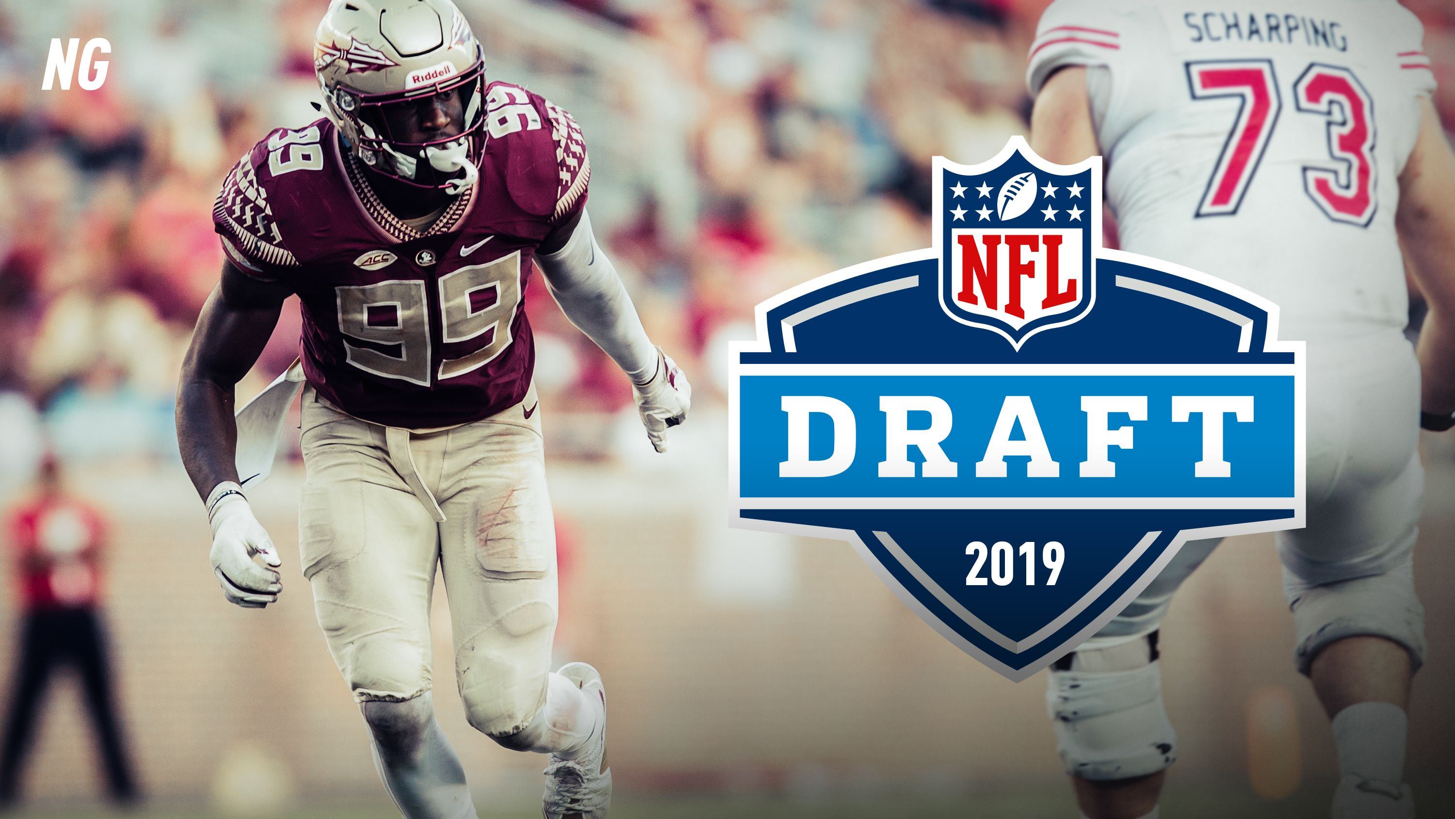 e3f43233 Former Florida State and All-ACC pass rusher Brian Burns is officially an  NFL player as he was selected overall by the Carolina Panthers with the  16th ...