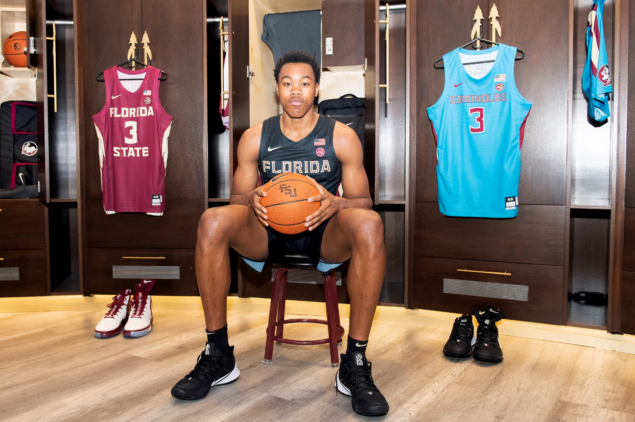 Chosen 25 star Scottie Barnes is headed to Florida State